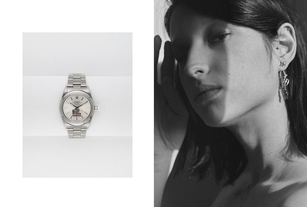 Vintage Rolex - Clémence Cahu, Lara Giliberto and Émeraude Nicolas