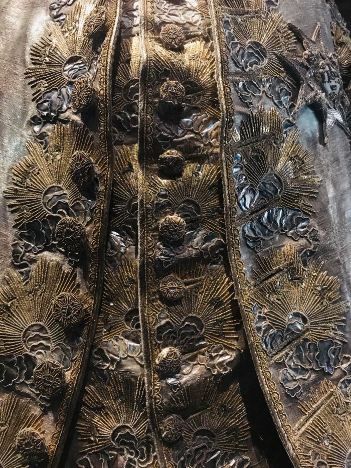 Costume de marié de Gustav III